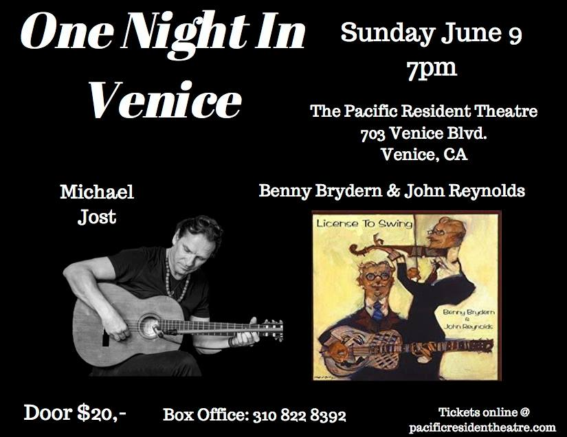 One Night in Venice - Michael Jost
